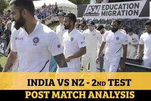 Virat Kohi's Team India handed series whitewash by New Zealand