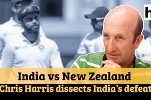 Former NZ all-rounder Chris Harris dissects India's series loss