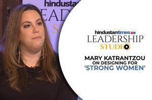 Mary Katrantzou explains success mantra for aspiring fashion designers
