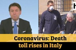 Coronavirus: Italy extends nationwide restrictions as death toll touches...
