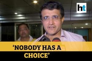 'Nobody has a choice': Sourav Ganguly on IPL postponement amid Covid-19...