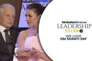 Michael Douglas & Catherine Zeta-Jones on films, family & love for India