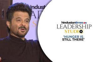 HT Leadership Studio l 'Never played safe with choice of films': Anil K...