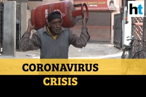 Coronavirus: People rush to stockpile essentials in fear of lockdown in...