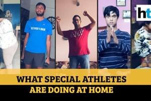'From cooking to cleaning utensils': What Indian special athletes are doing...