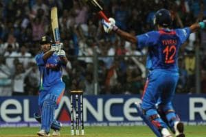 Sealed with a six: MS Dhoni leads India to 2nd WC win after 28 years