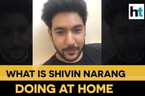 Watch Actor Shivin Narang's 21-day lockdown challenge