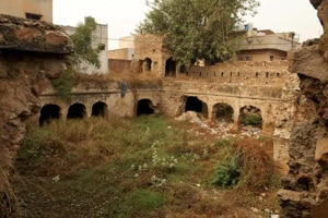 A fort in Haryana's Nuh with Baloch, Jat connections