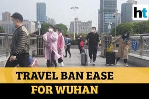 China to lift traffic ban from coronavirus epicentre Wuhan after 11 wee...