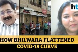 'Didn't go home for 7 days': Bhilwara collector on ruthless Covid-19 battle