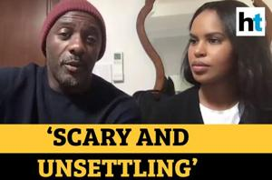 Watch: Idris Elba, wife recall Covid experience, launch UN fund for far...
