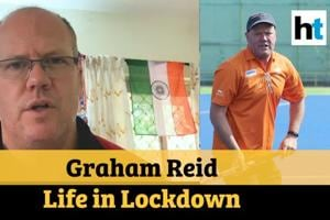 Coach Graham Reid gives glimpse of life at SAI Center in Bengaluru amid...