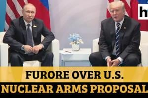 Nuclear aggression...': Russia slams US argument for low-yield n-warhea...