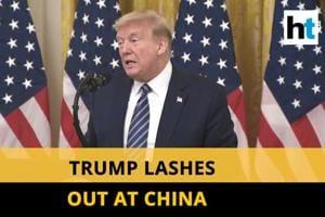 'Seen proof of Covid-19 link with Wuhan lab': Donald Trump slams China