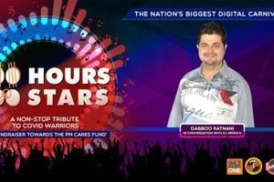 100 Hours 100 Stars: Dabboo Ratnani