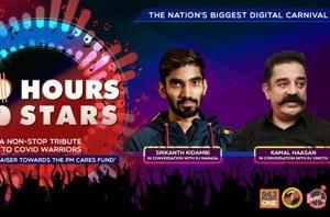 100 Hours 100 Stars: Srikanth Kidambi and Kamal Haasan