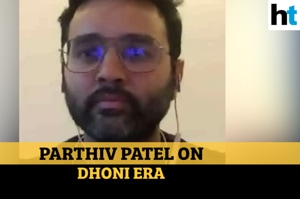 'Not unlucky to be playing in Dhoni's era': Parthiv Patel #100Hours100S...