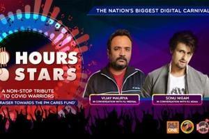 100 Hours 100 Stars: Vijay Maurya and Sonu Nigam