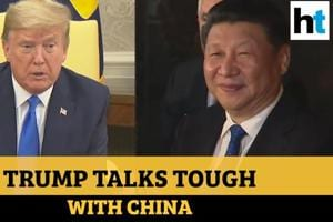 'They may or may not': Donald Trump on China fulfilling trade deal terms