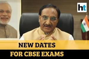 CBSE to conduct 10th, 12th board exams from 1st July to 15th July: Govt