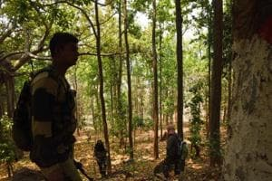 Police recovered AK 47 and other weapons from the slain Maoists.