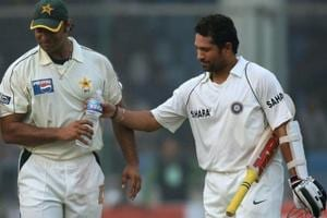 I kept bowling bouncers: Akhtar on how he troubled Sachin in 2006 Test