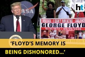Trump calls George Floyd's death 'grave tragedy', vows to stop mob viol...