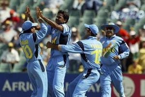 'People talk about Glenn McGrath but Javagal Srinath was right up there'