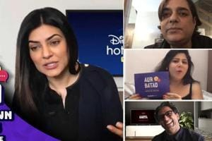 Sushmita Sen on her new show Aarya and if marriage is on the cards for ...