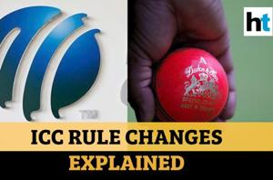 ICC tweaks cricket regulations to tackle Covid crisis: All you need to ...