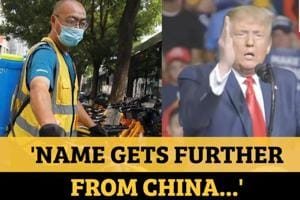 'Kung Flu': Donald Trump mocks China over Covid; White House denies rac...
