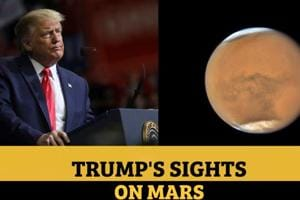 'US flag will be first on Mars': Trump's ambitious target after SpaceX ...
