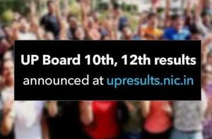 UP Board 10th and 12th Results 2020 declared, here's all you need to know