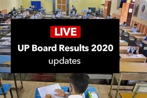 UP Board 10th, 12th Result 2020 Live Updates: CM Yogi Adityanath congratulates examinees, teachers, Watch video