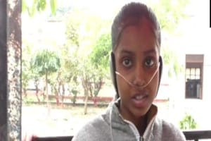 Bareilly girl suffering from lung disease secures 69% in UP Board class 10th exams