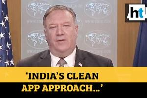 Mike Pompeo backs India's ban on Chinese apps, says move will 'boost in...