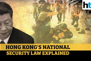 China's National security law for Hong Kong in place: All you need to k...