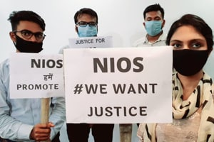 Demands for cancellation of NIOS 10th, 12th exams getting louder on Twitter