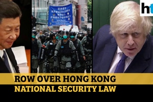 Watch how the world reacted to China's National Security Law for Hong K...