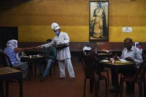 Photos: Kolkata's iconic Indian Coffee House reopens after 103 days