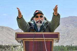 'We're bringing modern technology for armed forces':PMModi