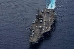 'Not intimidated': US Navy tweets sharp comeback to China on 'aircraft carrier killer'