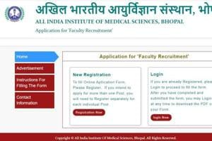 AIIMS Bhopal Recruitment 2020: 155 teaching vacancies on offer, apply before August 17