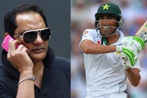 Mohammad Azharuddin could be a reason behind Flower's knife allegations against Younis Khan: Ex-Pak captain Rashid Latif