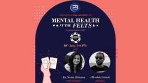 Pokerbaazi-com organizes a first of its kind live session on mental health