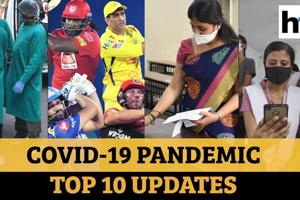 Covid update: Patient goes missing; Pak minister infected; IPL offer by...