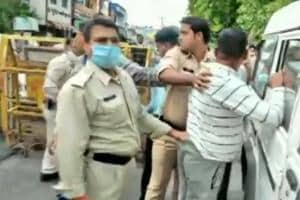 'Main Vikas Dubey hoon, Kanpur wala': UP Gangster shouts after arrest