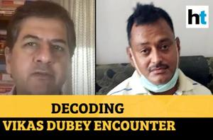 Vikram Chandra on gangster Vikas Dubey's encounter and other top news