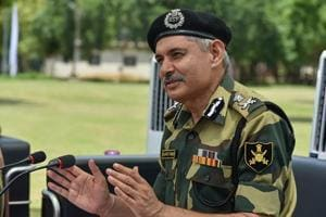 Forces have 'full possession' of all our country's land, says ITBP chief