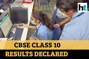 CBSE class 10th results declared, 91.46% students pass: Key updates